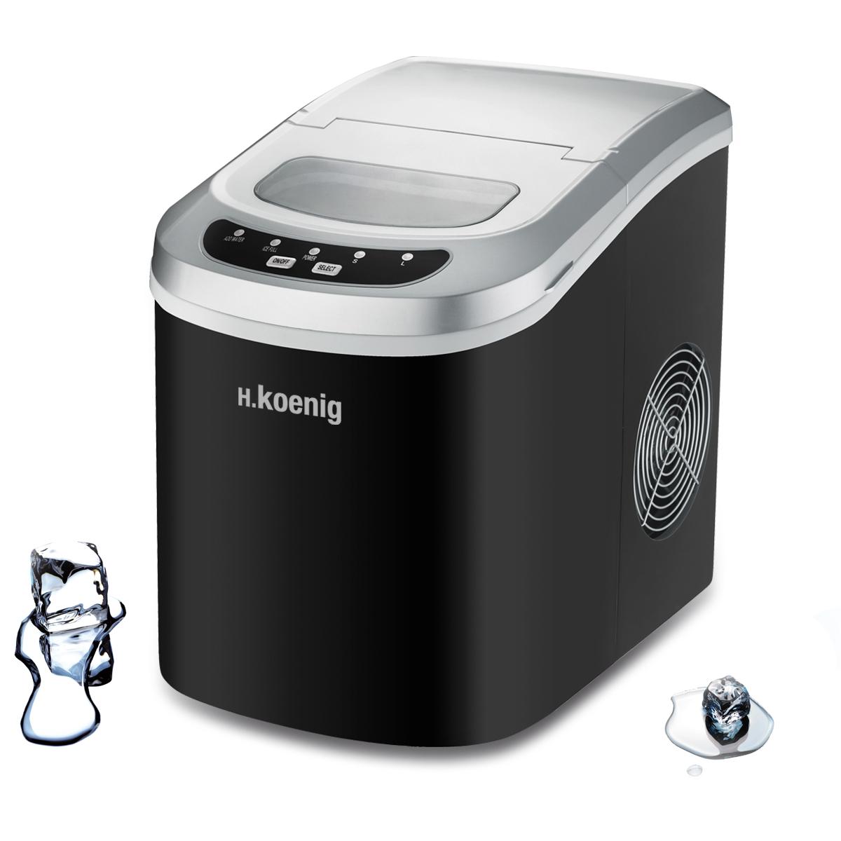 H koenig kube kb12 machine a glacons 12kg 24h neuve ebay - Machine a glacon kube ...